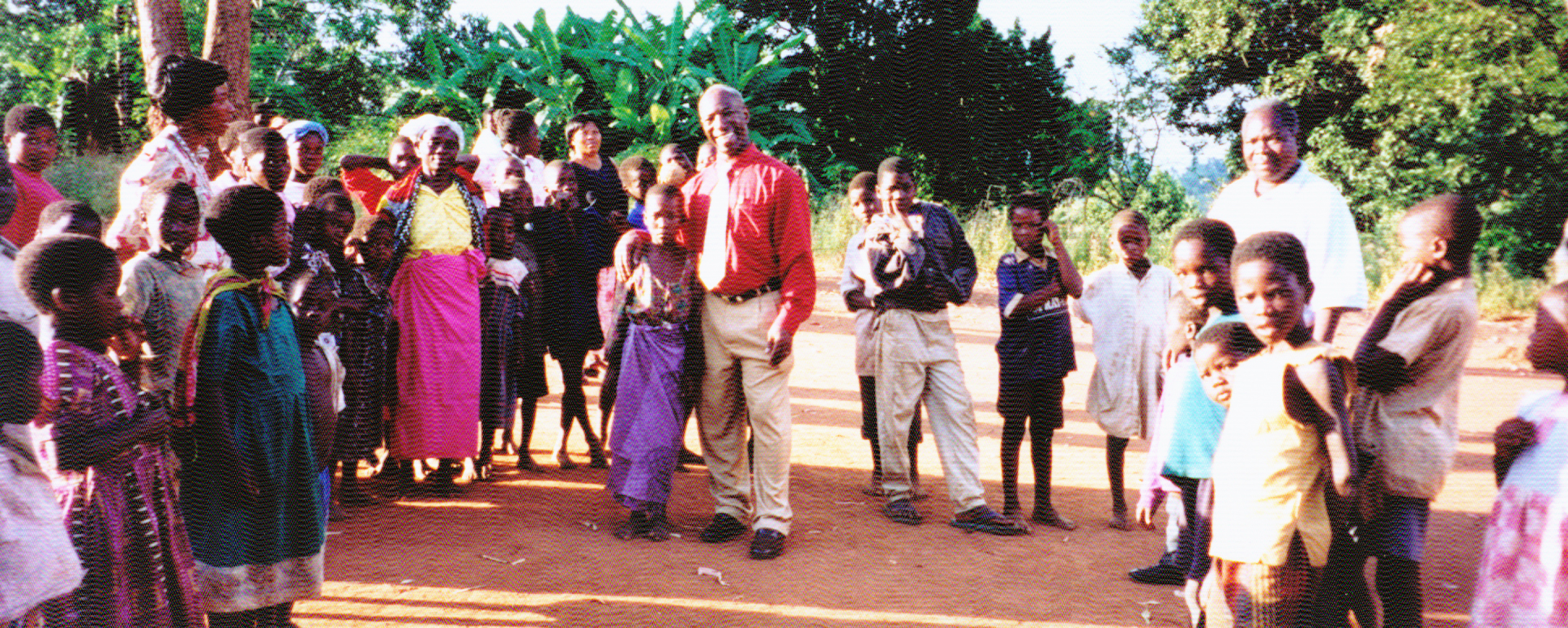 Apostle McFarlane & The Children of BOTR Ghana