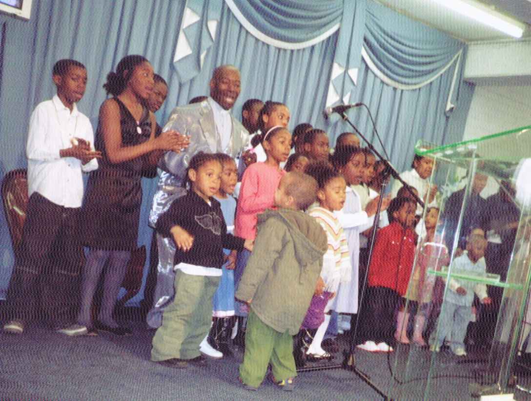 Apostle McFarlane & The Children's Choir