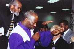 Apostle Harold McFarlane & Apostle Floyd Nelson