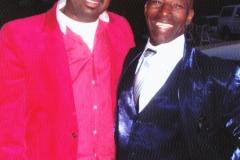Apostle Harold McFarlane & Pastor Hezekiah Walker