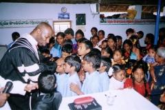 Apostle McFarlane Praying for The Children of BOTR Pakistan