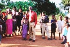 Apostle McFarlane & The Children of BOTR Ghana