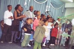 Apostle McFarlane & The Children's Choir